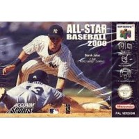 All Star Baseball 2000 N64
