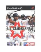 All Star Baseball 2002 PS2