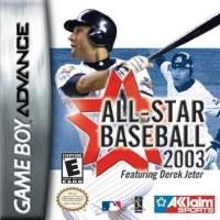 All Star Baseball 2003 Gameboy Advance