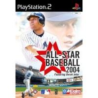All Star Baseball 2004 PS2