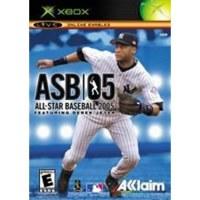 All Star Baseball 2005 Xbox Original