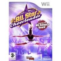 All Star Cheerleader Nintendo Wii
