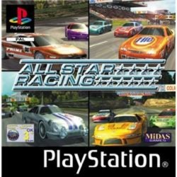 All Star Racing PS1