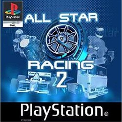 All Star Racing 2 PS1