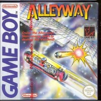 Alleyway Gameboy