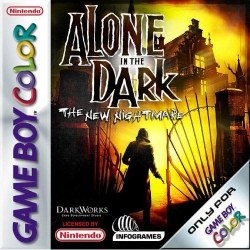 Alone in the Dark 4 Gameboy