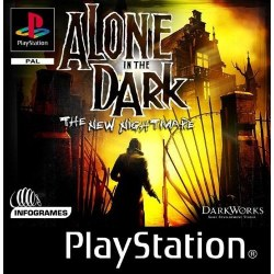Alone in the Dark 4: The New Nightmare PS1