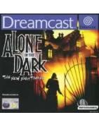 Alone in the Dark New Nightmare Dreamcast