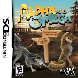 Alpha and Omega Nintendo DS