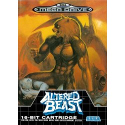 Altered Beast Megadrive
