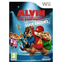 Alvin & The Chipmunks: The Squeakquel Nintendo Wii