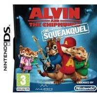 Alvin & The Chipmunks The Squeakwal Nintendo DS