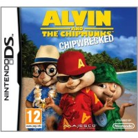 Alvin and the Chipmunks Chipwrecked Nintendo DS