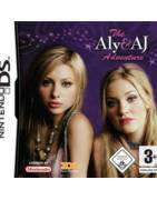 Aly & AJ Adventure Nintendo DS