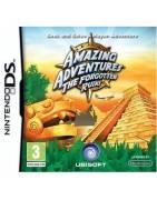 Amazing Adventures The Forgotten Ruins Nintendo DS