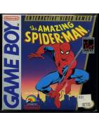 Amazing Spider-Man Gameboy