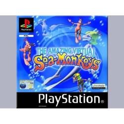 Amazing Virtual Sea Monkeys PS1