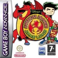 American Dragon Gameboy Advance