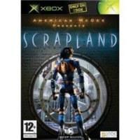 American McGees Scrapland Xbox Original
