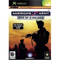 Americas Army Rise of a Soldier Xbox Original