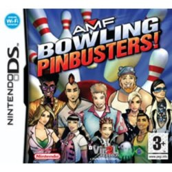AMF Bowling Pinbusters Nintendo DS