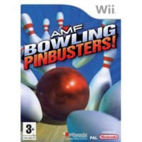 AMF Bowling Pinbusters Nintendo Wii