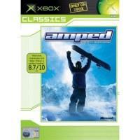 Amped Freestyle Snowboarding Xbox Original