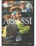 Andre Agassi Tennis Megadrive