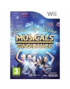 Andrew Lloyd Webber Musicals Sing and Dance Nintendo Wii