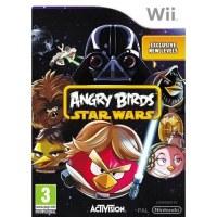 Angry Birds Star Wars Nintendo Wii