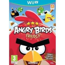 Angry Birds Trilogy Wii U