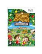 Animal Crossing Let's Go to the City Nintendo Wii