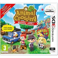 Animal Crossing: New Leaf: Welcomes amiibo 3DS