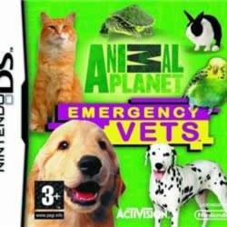Animal Planet Emergency Vets Nintendo DS