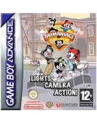 Animaniacs: Lights, Camera, Action Gameboy Advance