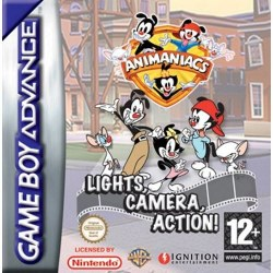 Animaniacs: Lights, Camera,...