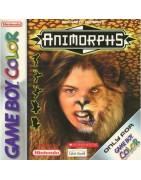 Animorphs Gameboy