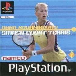 Anna Kournokova's Smash Court Tennis PS1