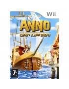 Anno Create a New World Nintendo Wii