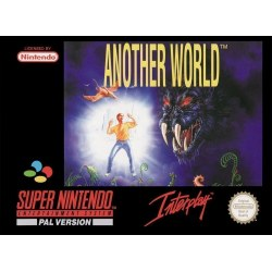 Another World SNES