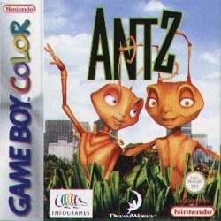 Antz Gameboy