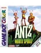 Antz  World Sportz Gameboy