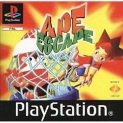 Ape Escape PS1