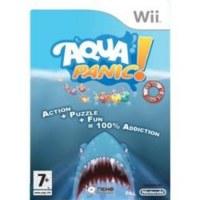 Aqua Panic Nintendo Wii