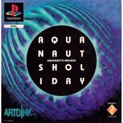 Aquanauts Holiday PS1