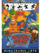 Aquatic Games Starring James Pond and the Aquabats Megadrive