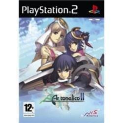 Ar Tonelico II  Melody of the Metafalica PS2