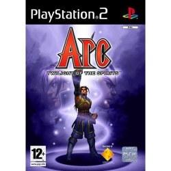 Arc Twilight of the Spirits PS2