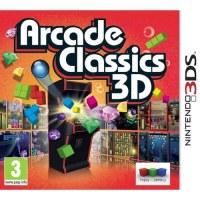 Arcade Classics 3D 3DS