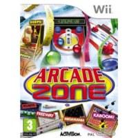 Arcade Zone Nintendo Wii